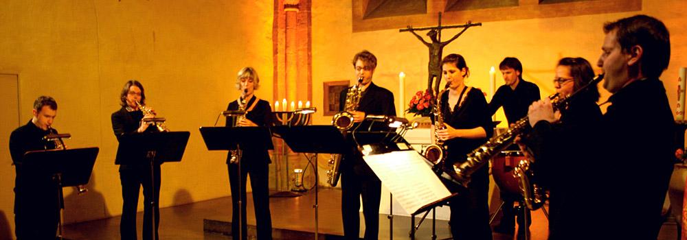 Saxophoniker Header Bachsax I