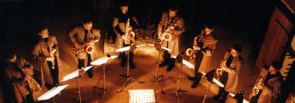Saxophoniker Header Ensemble