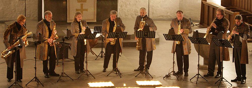 Saxophoniker Header Kontakt