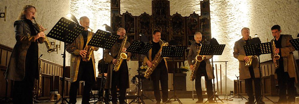 Saxophoniker Header Seraphimsax