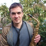 Alban Hauser (Alt-Saxophon)
