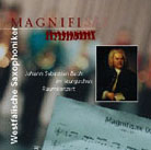 Westfälische Saxophoniker CD-Cover Magnifisax