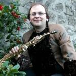 Marc Nolte (Sopran- und Alt-Saxophon)