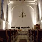 Saxophoniker bespielte Kirchen, Aachen: Annakirche
