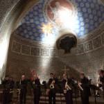 Saxophoniker bespielte Kirchen, Bielefeld: Lutherkirche