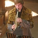 Fiona Schroeder (Sopran-Saxophon)