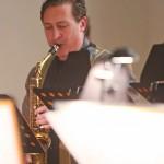 Timur Isakof (Alt-Saxophon)