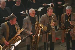 Weihnachtsoratorium Bielefeld 2015