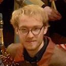 Saxophoniker Hendrik Säck