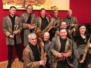 Saxophoniker Musiker/-innen 2020