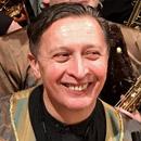 Saxophoniker Timur Isakof